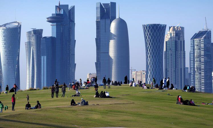 Eco-friendly design in Qatar